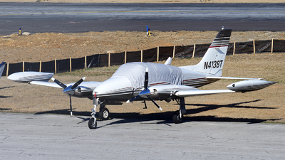 N4138T - Cessna 320D Skyknight - Private