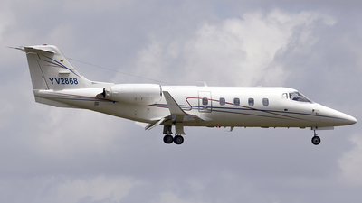 YV2868 - Bombardier Learjet 55 - Private