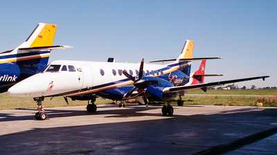 ZS-NRJ - British Aerospace Jetstream 41 - South African Airlink