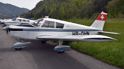 HB-OHN - Piper PA-28-140 Cherokee C - Private