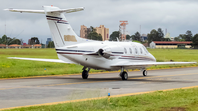 PS-JES - Raytheon Hawker 400XP - Private