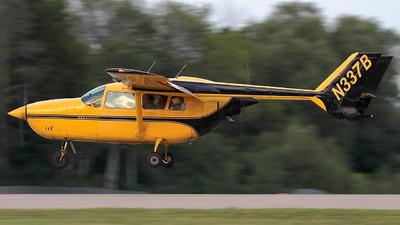 N337B - Cessna T337C Skymaster - Private