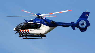 PH-PXC - Eurocopter EC 135P2+ - Netherlands - Police