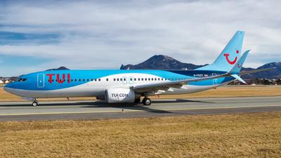 A picture of GFDZT - Boeing 7378K5 - TUI fly - © Simon Prechtl