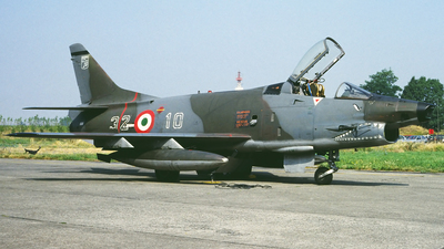 MM6453 - Fiat G91-Y - Italy - Air Force