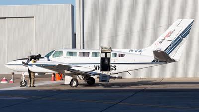 A picture of VHWGS - Cessna 404 Titan - [4040686] - © William Bond
