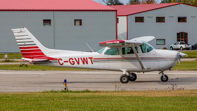C-GVWT - Cessna 172N Skyhawk - Lachute Aviation