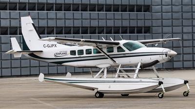 C-GJPX - Cessna 208 Caravan - Gulf Island Seaplanes