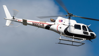 N691CM - Airbus Helicopters H125 - Private