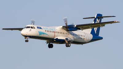 EI-SOA - ATR 72-202(F) - ASL Airlines