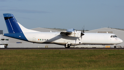 A picture of EISLW - ATR 72202(F) - ASL Airlines - © Terry Wade