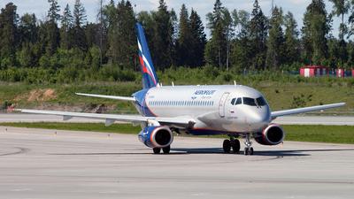 RA-89041 - Sukhoi Superjet 100-95B - Aeroflot