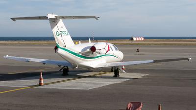 G-TFRA - Cessna 525 Citation CJ1 - Blue Halkin Ltd.