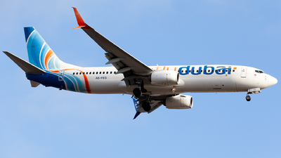 A picture of A6FES - Boeing 7378KN - FlyDubai - © Denis Kuzmenko