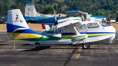 N6704K - Republic RC-3 Seabee - Private
