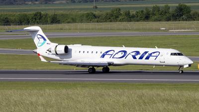 S5-AAZ - Bombardier CRJ-701ER - Adria Airways