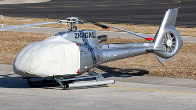 ZK-IGM - Eurocopter EC 130B4 - North Shore Helicopters