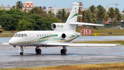 PS-JSR - Dassault Falcon 50 - Private