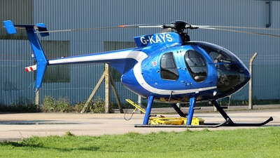 G-KAYS - Hughes 369E (500E) - Private