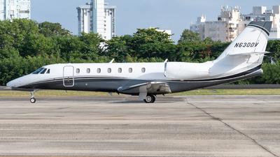 N630DV - Cessna 680 Citation Sovereign - Private