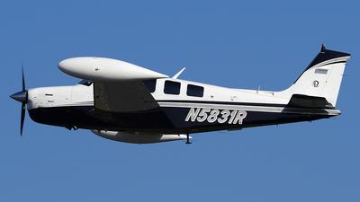 N5831R - Beechcraft A36 Bonanza - Private