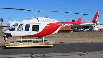 N75TV - Bell 206L-4 Long Ranger IV - Helicopters Inc.