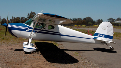 CC-POE - Cessna 140 - Private