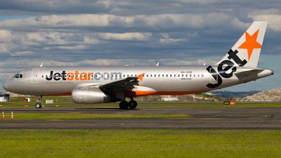VH-VGO - Airbus A320-232 - Jetstar Airways
