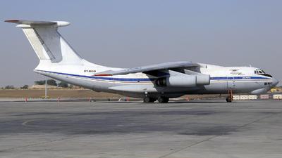 ST-MGD - Ilyushin IL-76TD - Elmagal Aviation Services