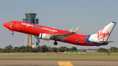 VH-VUI - Boeing 737-8FE - Virgin Blue Airlines