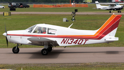 N1340T - Piper PA-28-140 Cherokee Cruiser - Private
