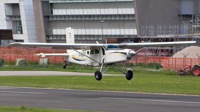 F-GSAT - Pilatus PC-6/B2-H4 Turbo Porter - Scuola Paracadutismo Verona-Boscomantico