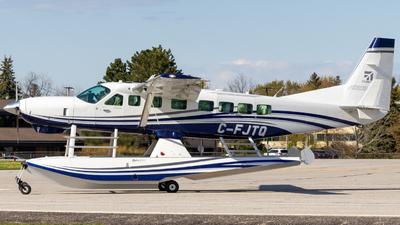 A picture of CFJTQ - Cessna 208B Grand Caravan Ex -  - © Victor Mo