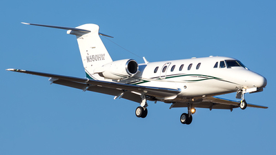 N650HW - Cessna 650 Citation VII - Private