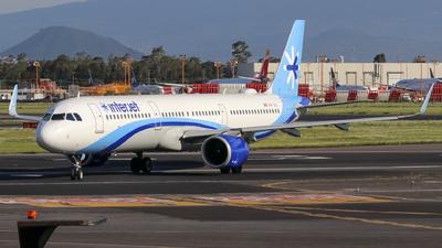 XA-JIL - Airbus A321-251N - Interjet