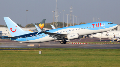 A picture of GTAWS - Boeing 7378K5 - TUI fly - © BrierleyAviation