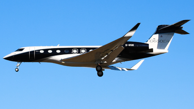B-651K - Gulfstream G650ER - Sino Jet