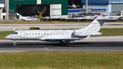 VP-CLY - Bombardier BD-700-1A10 Global Express - TAG Aviation