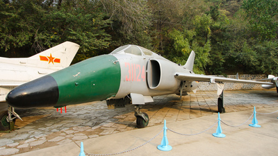 31124 - Nanchang Q-5 Fantan - China - Air Force