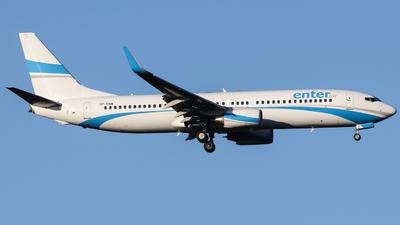 SP-ENW - Boeing 737-86J - Enter Air