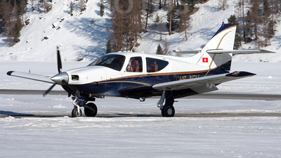 A picture of HBNCH - Rockwell Commander 114 - [14050] - © Roberto Bianchi