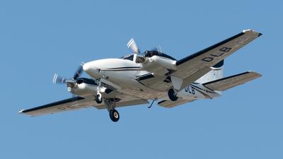 PR-DLB - Beechcraft Baron G58 - Private
