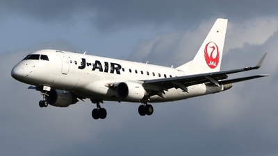 JA222J - Embraer 170-100STD - J-Air