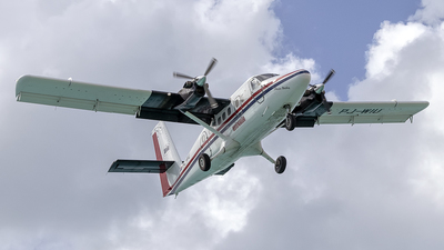 PJ-WIU - De Havilland Canada DHC-6-300 Twin Otter - Winair - Windward Islands Airways