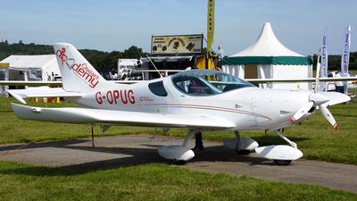 G-OPUG - Czech Sport Aircraft PS-28 Cruiser - Private