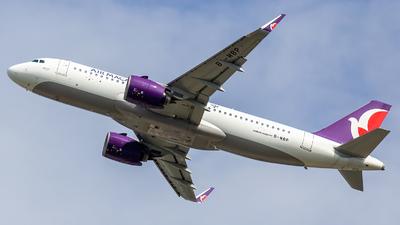 B-MBP - Airbus A320-271N - Air Macau