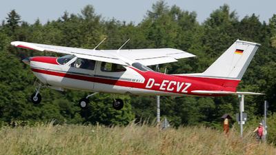D-ECVZ - Reims-Cessna F177RG Cardinal RG - Private