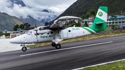 9N-AKL - Viking DHC-6-400 Twin Otter - Tara Air