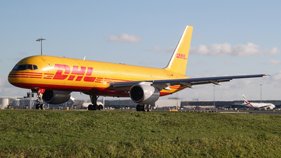 D-ALEK - Boeing 757-236(SF) - DHL (European Air Transport)