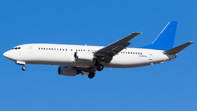 N430XA - Boeing 737-484 - Swift Air